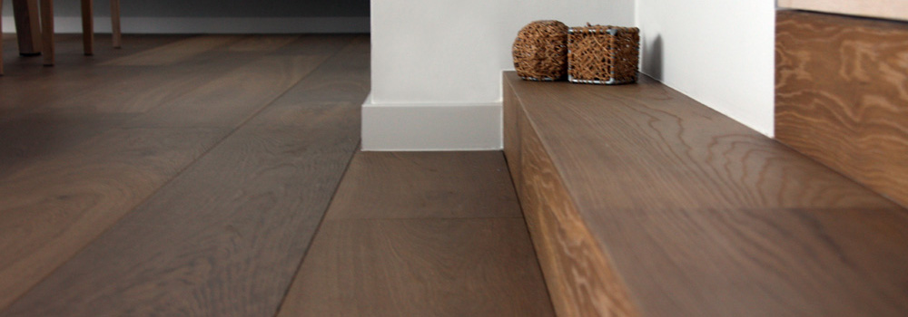 interieur met natural floor parket